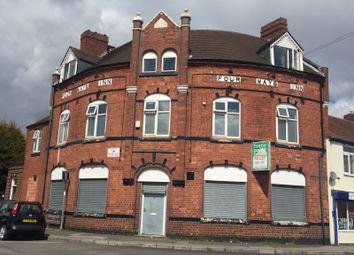 Thumbnail 5 bed flat to rent in Old Birchills Street, Walsall, West Midlands