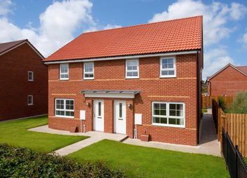 "Thumbnail 3 bed semi-detached house for sale in ""Maidstone"" at Bluebird Way, Brough"