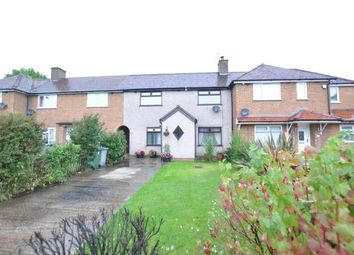 Thumbnail 3 bed terraced house for sale in Fishers Lane, Pensby, Wirral