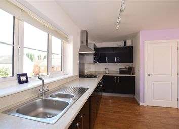 Thumbnail 2 bed maisonette for sale in Hedgerows, Hoo, Rochester, Kent