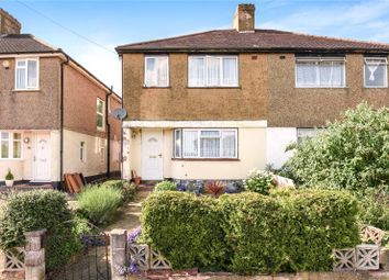 Thumbnail 3 bed semi-detached house for sale in Carr Road, Northolt, Middlesex
