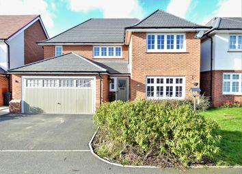 4 bed detached house for sale in Rose Mount, Brook Street, Buckley CH7