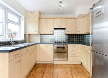 Thumbnail 4 bed end terrace house to rent in Beresford Avenue, London