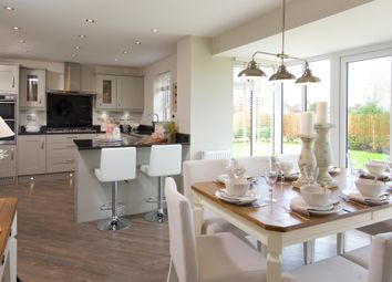 """Thumbnail 4 bed detached house for sale in """"Bradgate"""" at Lightfoot Lane, Fulwood, Preston"""