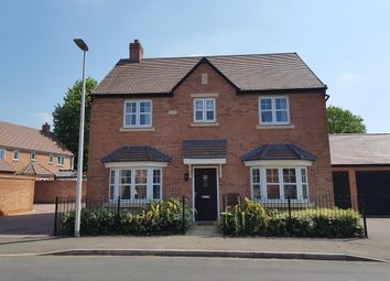 Thumbnail 4 bedroom detached house for sale in Chatham Road, Meon Vale, Stratford-Upon-Avon