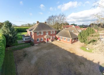 Thumbnail 6 bed detached house for sale in The Close, Kings Head Lane, North Lopham, Diss