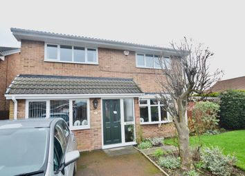 Thumbnail 4 bedroom detached house for sale in Harpenden Drive, Dunscroft, Doncaster