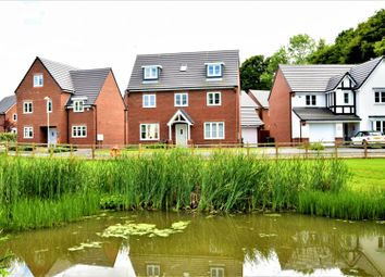 4 bed detached house for sale in Ashfield Court, Wrexham LL11