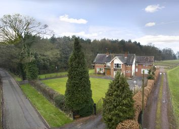 Thumbnail 5 bedroom detached house for sale in Crateford Lane, Gailey, Stafford