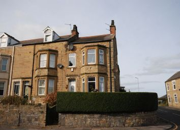Thumbnail 4 bed terraced house for sale in Front Street, Newbiggin-By-The-Sea