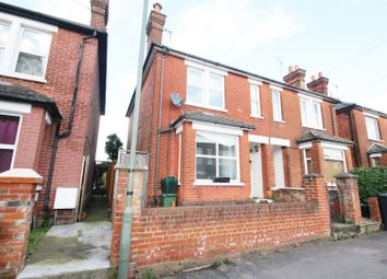 Thumbnail 3 bed semi-detached house to rent in Leas Road, Guildford