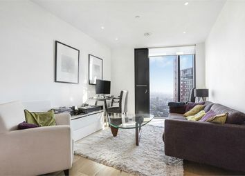 Thumbnail 1 bed flat for sale in Strata, 8 Walworth Road, London