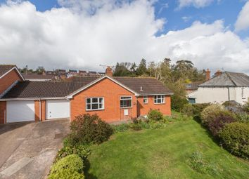 Thumbnail 3 bed detached bungalow for sale in Penton Close, Crediton