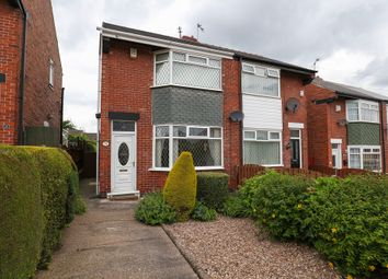 Thumbnail 2 bedroom semi-detached house for sale in Halsall Road, Sheffield