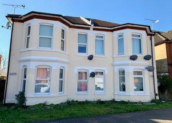 Thumbnail 1 bedroom flat for sale in Westridge Road, Portswood, Southampton
