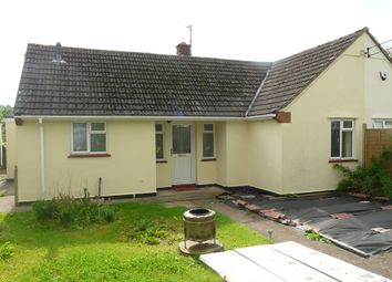 Thumbnail 2 bed semi-detached bungalow for sale in Knowle Lane, Wookey, Wells