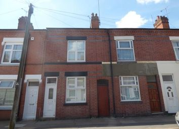 Thumbnail 3 bed terraced house for sale in Grasmere Street, Leicester, Leicestershire