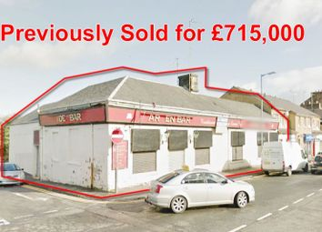 Thumbnail Commercial property for sale in 57-59, Main Street, Former Arden Bar, Thornliebank, Glasgow G467Rx