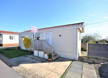 Thumbnail 1 bedroom mobile/park home for sale in Greenfield Park, Freckleton, Preston, Lancashire