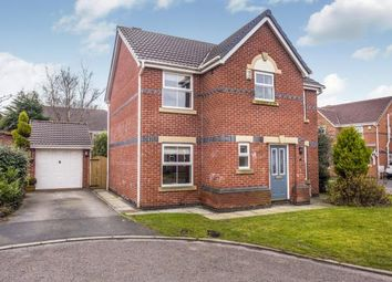 Thumbnail 4 bedroom detached house for sale in Ivy Close, Leyland