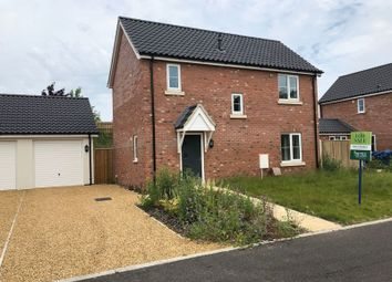 Thumbnail 3 bedroom detached house for sale in Tuns Road, Necton, Swaffham