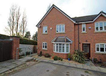 Thumbnail 3 bed town house to rent in Linden Place, Mapperley, Nottingham