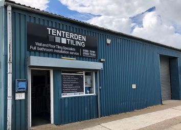 Thumbnail Industrial for sale in Leigh Green Industrial Estate, Appledore Road, Tenterden