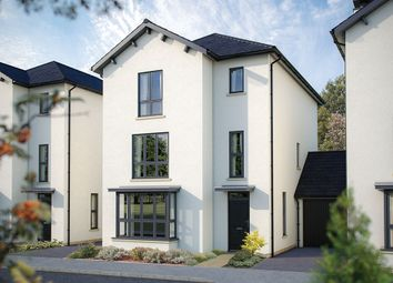 "Thumbnail 5 bedroom link-detached house for sale in ""The Naunton"" at New Barn Lane, Prestbury, Cheltenham"