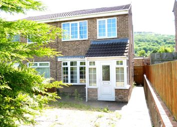 Thumbnail 3 bed semi-detached house for sale in Meadowgate, Eston, Middlesbrough