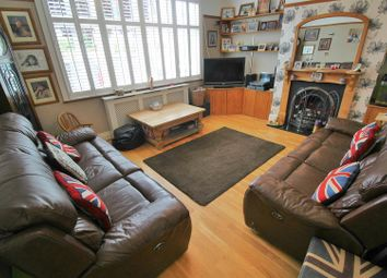 Thumbnail 4 bed terraced house for sale in Faversham Avenue, Enfield
