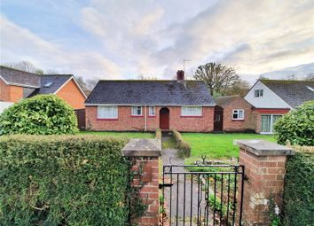 Thumbnail 3 bed bungalow for sale in Blundells Avenue, Tiverton, Devon