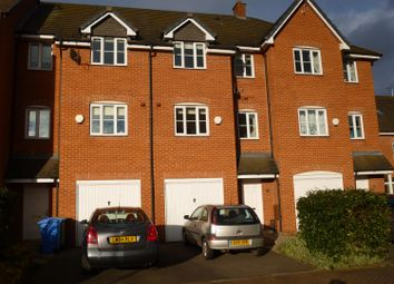 Thumbnail 3 bed town house for sale in Waterfields, Retford