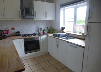 Thumbnail 2 bedroom semi-detached house for sale in Howell Road, Heckington, Sleaford