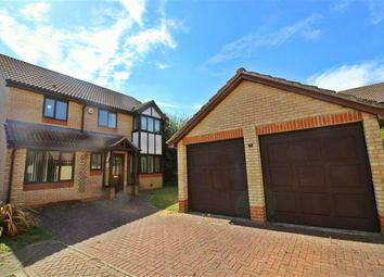 Thumbnail 4 bed detached house to rent in Fernborough Haven, Emerson Valley, Milton Keynes