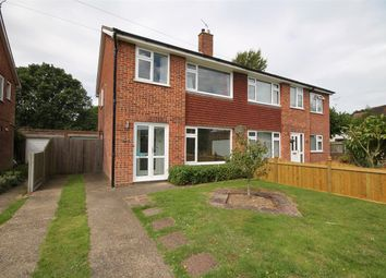 Thumbnail 4 bed semi-detached house to rent in Maple Close, Rough Common, Canterbury