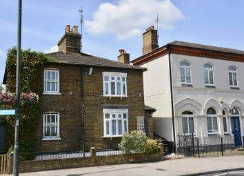 Thumbnail 3 bed semi-detached house for sale in High Street, Hampton Wick, Kingston Upon Thames