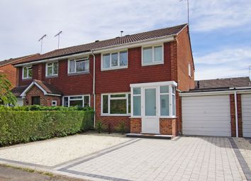 Thumbnail 3 bed semi-detached house for sale in Prestbury Close, Winyates Green, Redditch
