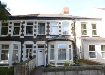 Thumbnail 3 bedroom terraced house for sale in Severn Grove, Cardiff