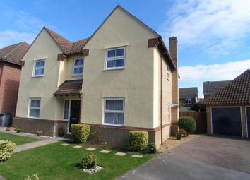 The Brambles, Bishop's Stortford CM23. 4 bed detached house