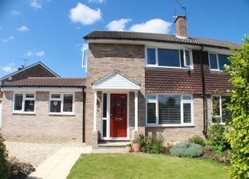 Thumbnail 3 bed semi-detached house for sale in Woodlands Close, Sarisbury Green, Southampton