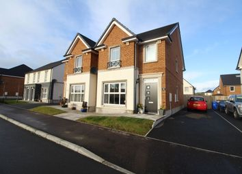 Thumbnail 3 bed semi-detached house for sale in Rocklyn Drive, Donaghadee