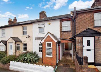 Thumbnail 2 bed terraced house for sale in Cowper Road, Boxmoor, Hemel Hempstead