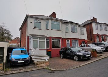 Thumbnail 3 bed semi-detached house for sale in Northumberland Road, Newport