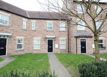 Thumbnail 3 bed terraced house to rent in Hawthorn Road, Selby