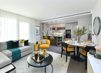 Thumbnail 1 bed flat for sale in Water Gardens, White City Living, White City