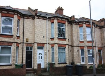 Thumbnail 5 bed terraced house for sale in Magdalen Road, St. Leonards, Exeter