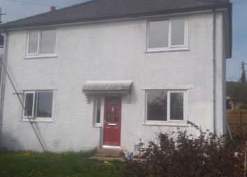 Thumbnail 4 bed detached house to rent in Wesley Way, Devauden, Chepstow