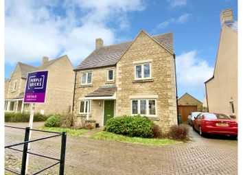 Thumbnail 4 bed detached house for sale in Whittle Close, Upper Rissington