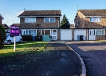 Thumbnail 2 bed semi-detached house for sale in The Lees, Peterborough
