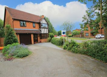 Thumbnail 4 bedroom detached house for sale in Chalfont Close, Bradville, Milton Keynes, Bucks